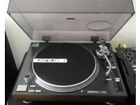 2x RELOOP RP7000 Turntables For Sale! Dust Cover Included!