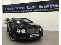 BENTLEY CONTINENTAL GT (blue) 2004