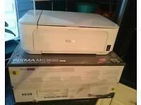 Canon MG3650 wifi printer