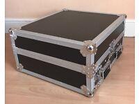 10 u x 2u mixer rack case - Used