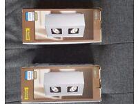 Set of 2 NEW Massive ONYX 2 56232/48/10 Ceiling Light Adjustable RRP £30 each