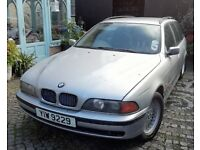 BMW 523i SE Touring for parts