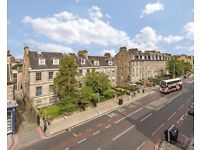 1 Bedroom Flat on Leith Walk; recently redecorated and modernised