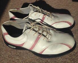 Ladies Ecco golf shoes