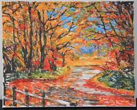 Peinture à l'huile/ oil paintings