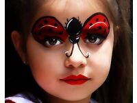 Funny Faces - professional face Painting 🎨 competitive and reliable face painter