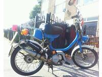Yamaha qt 50 (yamahopper)