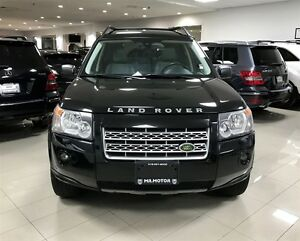 2010 Land Rover LR2 HSE|PANOROOF|ACCIDENT FREE|CERTIFIED