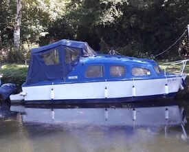 Ideal family boat (20 ft river cruiser)