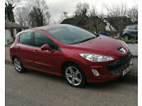 Peugot 308 reliable family car