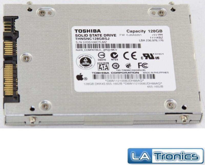 Toshiba 128GB THNSNC128GBSJ 2.5