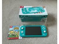 Nintendo Switch Lite & Animal Crossing