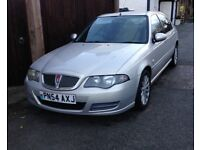 ROVER 45 - VERY LOW MILEAGE - SERVICE HISTORY