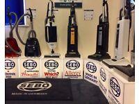Sebo Vacuum Cleaner Service & Repair. Sebo Spare Parts. Sebo Sales. Stockport, Cheshire & Manchester