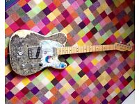 Fender Telecaster (USA Standard with Custom Body Art*)