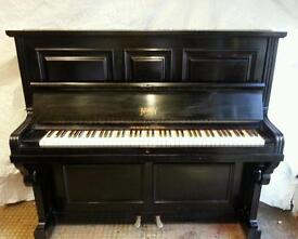 Good quality overstrung piano CAMDENPIANORESCUE can deliver