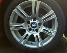 BMW Alloys 17'' SWAP