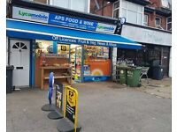 OFF LICENCE FOR SALE IN HARROW