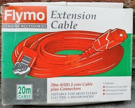 FLYMO EXTENSION CABLE