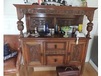 House Clearance - Chiffonier For Sale