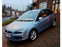 **WOW LOOK**2007**MUST GO**FORD FOCUS**1.8 ZETEC 5DR CLIMATE PACK**LOW PRICE**2KEY**MOT 03/2017