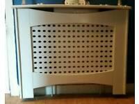 2 x radiator covers