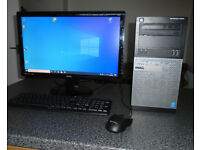 Dell computer system