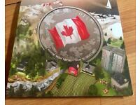 Canadian 2015 $25 fine silver coin