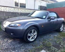 2005 MAZDA MX-5 Convertable Roadster 1.8i sports car Mazda MX5 Miata