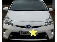 PCO Toyota Prius 65 plate £235 Include Fully Comprehensive Insurance (Uber Ready)