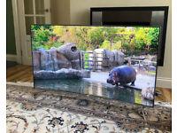 55in Samsung ue55ks7500 Curved SUHD HDR 1000 (10bit Panel) Smart Quantum Dot LED TV