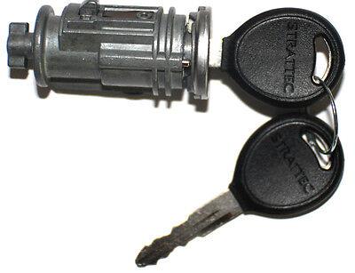 NEW Dodge Chrysler Mitsubishi Ignition Key Switch Lock Cylinder with 2 keys