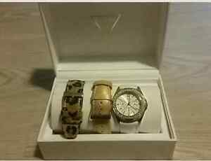 Ladies Guess watch with interchangeable bands London Ontario image 1