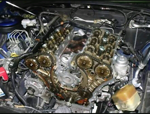 Holden v6 timing chain replacement Hoxton Park Liverpool Area Preview