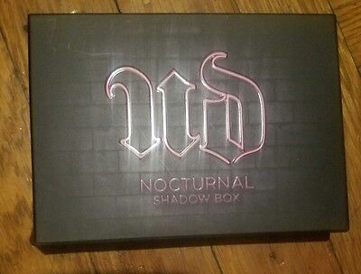 Urban Decay NOCTURNAL Shadow Box Eyeshadow Palette New Release!  New in Box