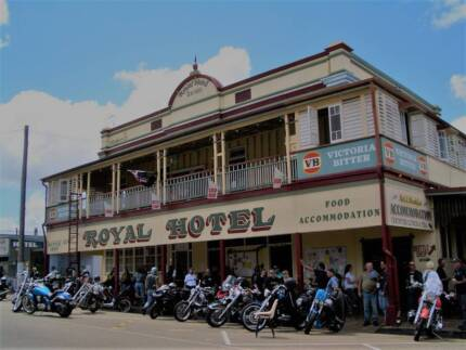 Royal Hotel Herberton QLD - Freehold for sale