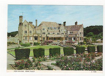 High Kelling Home Place Norfolk Postcard 163b