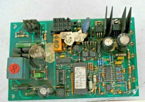 TECNA Circuit Board # 86-02-c