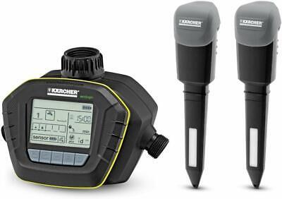 Kärcher Sensotimer ST6 Duo Eco! Ogic System Of Control Irrigation For Moisture