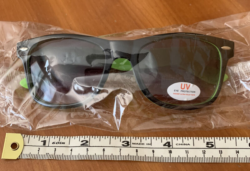 Tanqueray Gin Sunglasses New In Plastic UV Protection
