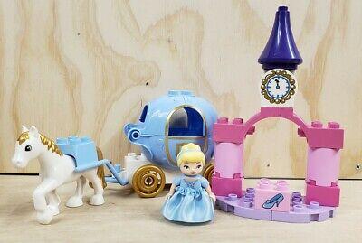 Lego Duplo 6153 Disney Princess Cinderella's Carriage 100% Comp. Free Shipping