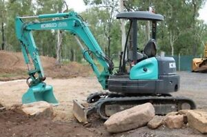 Excavator Hire Tipper Bobcat Augers & Hammers Marsden Park Blacktown Area Preview