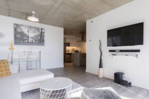Furnished Suite In Downtown Montreal
