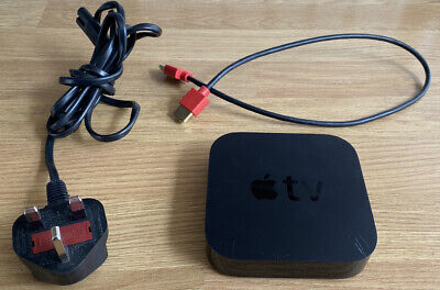 Apple TV (3rd Generation) Digital HD Media Streamer Black