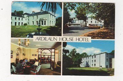 Ardilaun House Hotel Galway Ireland Postcard 873a