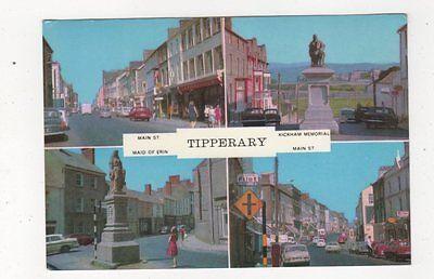 Tipperaray Ireland Multiview Postcard 879a