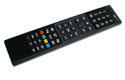 Alle Fernbedienungen (Ersatz Fernbedienung passend für alle Telefunken Flat Fernsehgeräte / B-Stück)