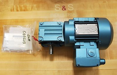 Sew Eurodrive W20dt71c4tfis Ip65 3ph Invertorvector Motor - New