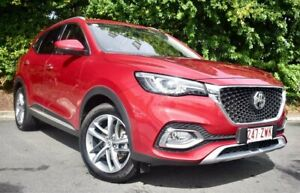 2020 MG HS SAS23 MY20 Essence DCT FWD Red 7 Speed Sports Automatic Dual Clutch Wagon Mackay Mackay City Preview