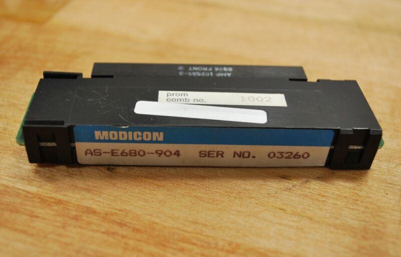 Modicon AS-E680-904, Memory Module - USED